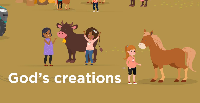 Texas Boys Ranch - Animated Explainer Video - Thumbnail