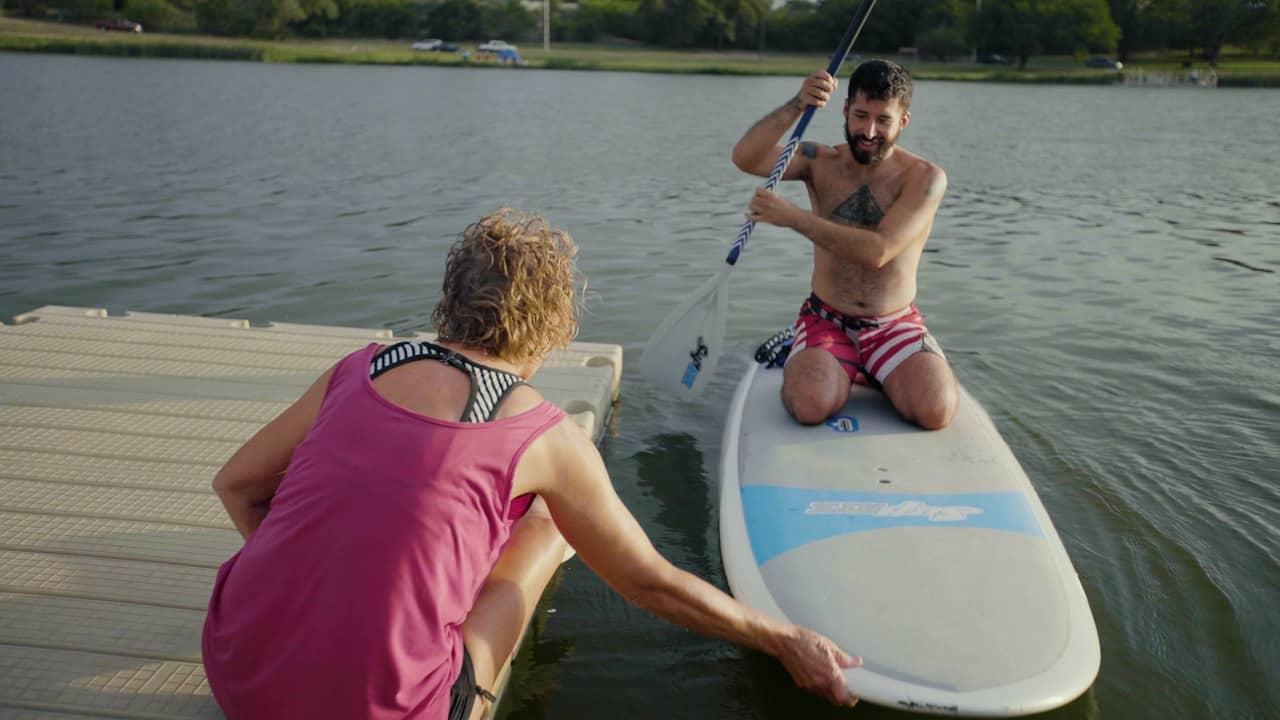 Lubbock Paddleboarding - Thumbnail 02