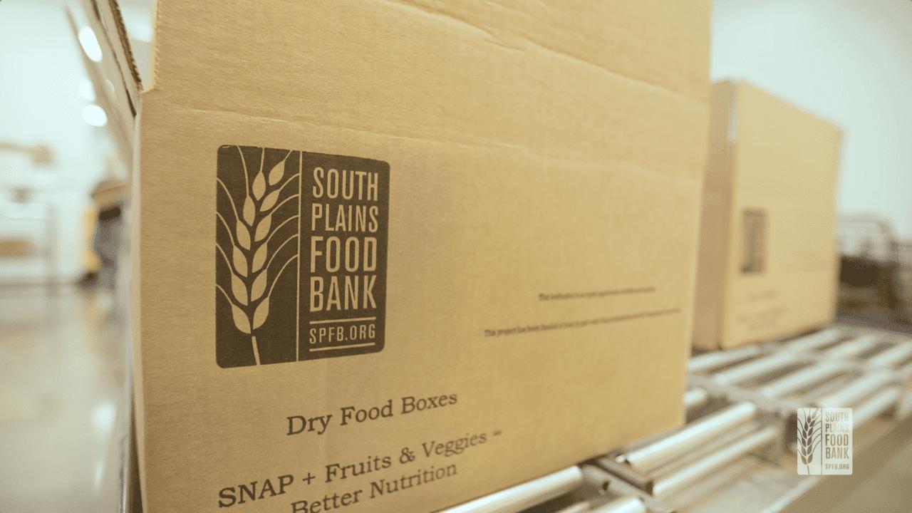 South Plains Food Bank Commercial - Thumbnail 01